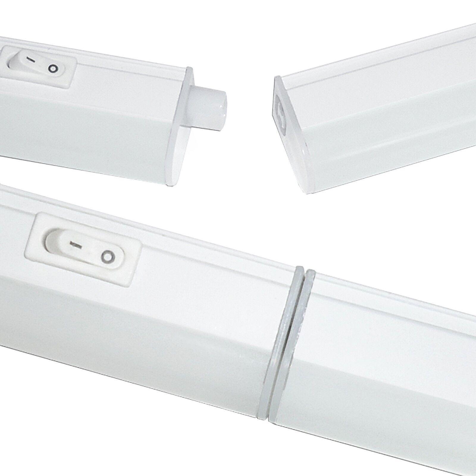 LED Kitchen Under Unit Cabinet Lighting Linkable CCT 3000K//4000K//6500K