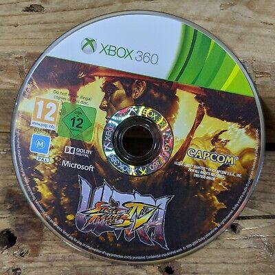 Street Fighter 4 Ultra (XBOX 360) CAPCOM Gaming *DISC ONLY* Free Post, usado comprar usado  Enviando para Brazil