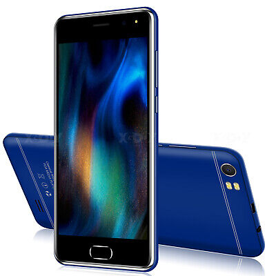 Android Phone - New 5 inch 2021 Android Smartphone 3G Quad Core Dual SIM Unlocked Mobile Phone