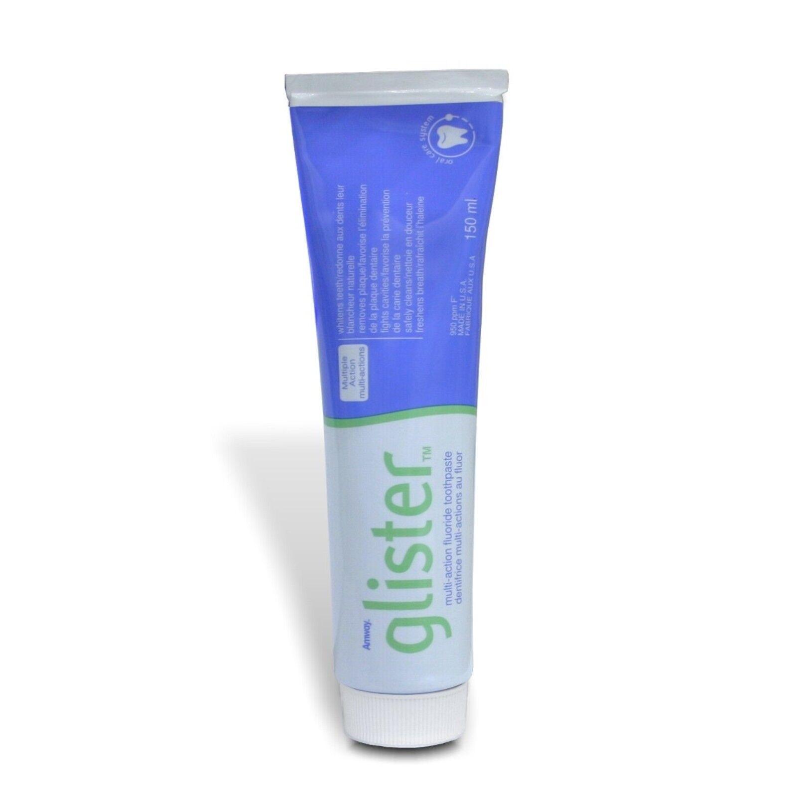 1 x Zahnpasta AMWAY™ Glister™ Fluorid - Zahncreme mit Mehrfachwirkung 150ml