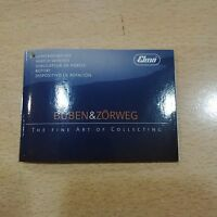 Certificate Buben And Zorweg -  - ebay.es