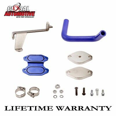 New EGR Delete Kit 2007 2008 2009 Dodge Ram Pickup Truck for 6.7L Cummins Diesel