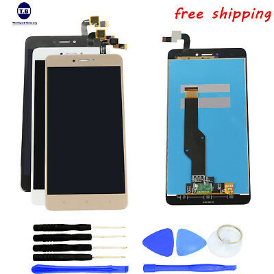 LCD Screen Display + Digitizer Touch+Tools For  XIAOMI HONGMI REDMI NOTE 4X 4' Touch Screen Display