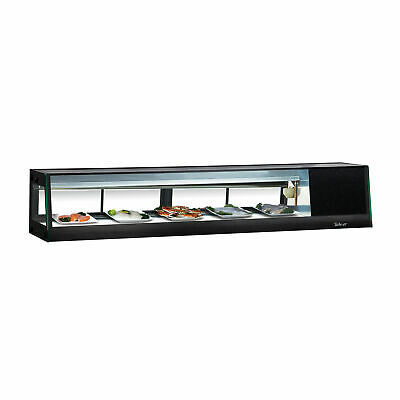 Turbo Air Sas-70l-n 70 Refrigerated Sushi Display Case