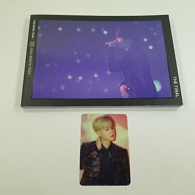 BTS 2017 The Wings Tour The Final SUGA Essay Book Official Goods Bangtan Boys
