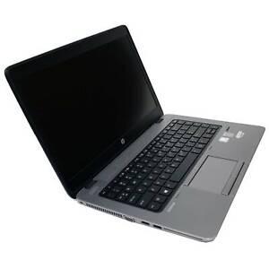 LAPTOP WITH WARRANTY HP EliteBook 840 G1 i5 8GB RAM 128GB SSD EX-GOV