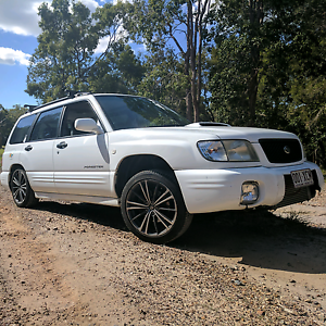 2000 Subaru Forester GT Capalaba West Brisbane South East Preview