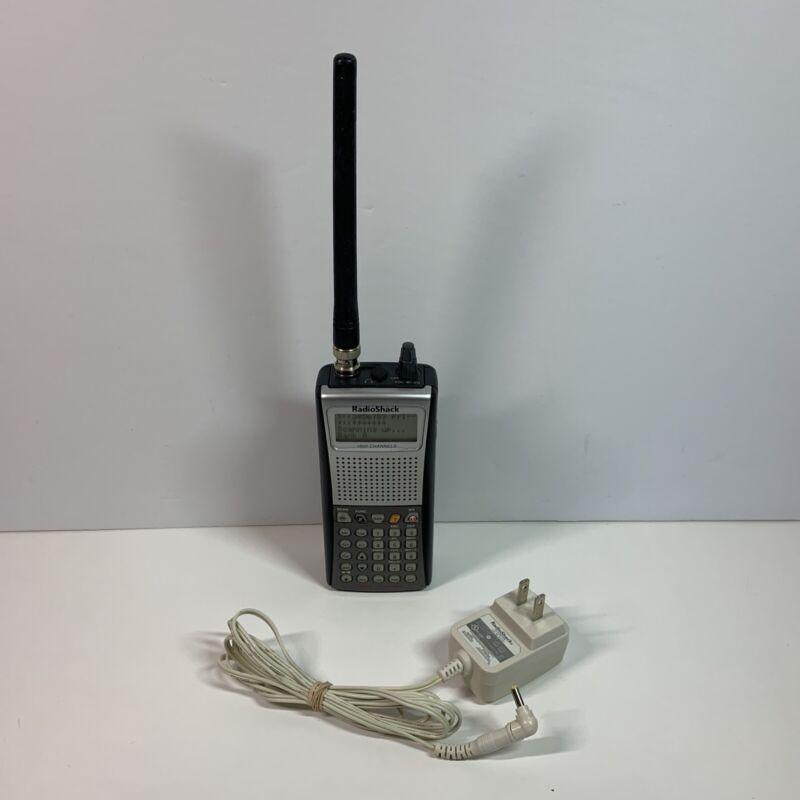 RADIO SHACK PRO-97 20-527 TRIPLE-TRUNKING HANDHELD RADIO SCANNER 1000 Channels