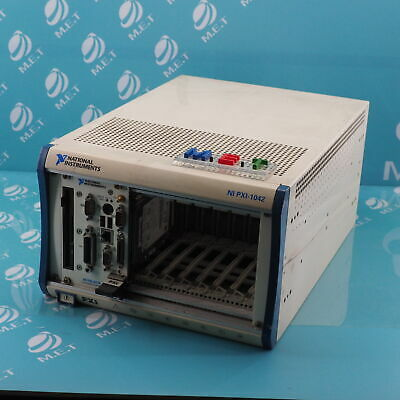 National Instruments Pxi Embedded Controller 188129b-01 Ni Pxi-1042 Ni-pxi-8176