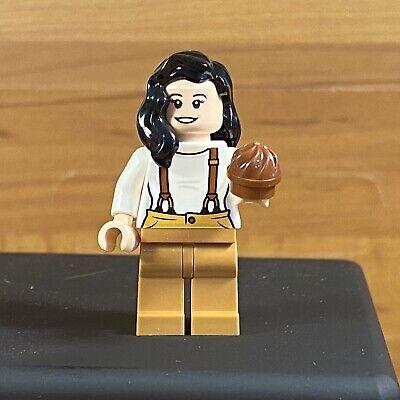 Monica Geller Lego Friends Central Perk Minifigure 21319 Mini Figure New