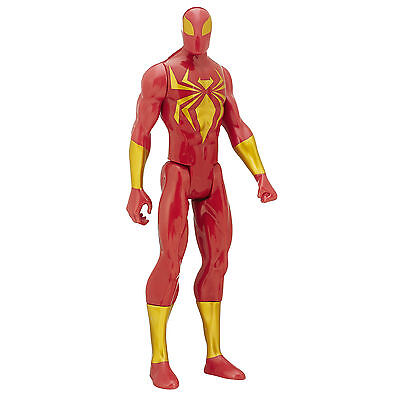 Marvel Spider Man Titan Hero Series Iron Spider Figure