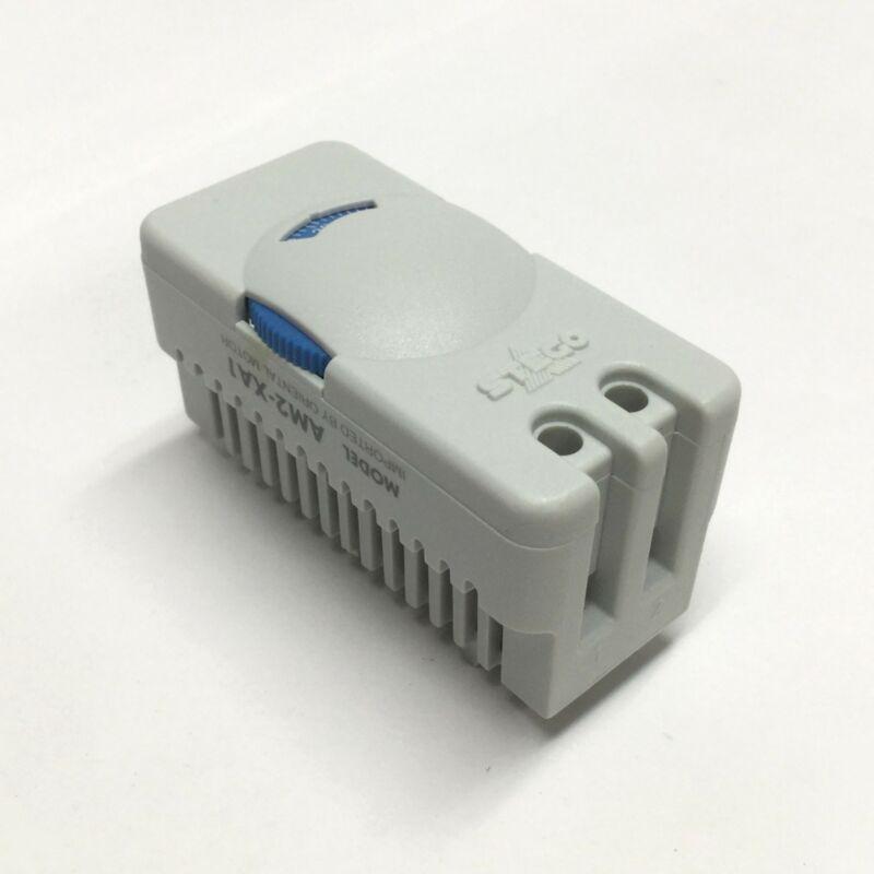 Stego Oriental 01116.0-00 AM2-XA1 Fan Motor Thermostat Switch 0-60°C, 10A 250VAC