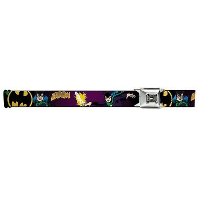 Seat Belt Buckle for Pants Men Women Kids DC Comics Catwoman Batman - Catwoman For Kids