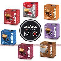 128 Cialde Capsule Caffè Originali Lavazza A Modo Mio 8 Astucci A Scelta -  - ebay.it