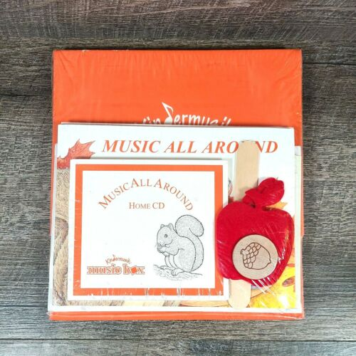 Kindermusic Sing & Play Together Home CD John Negus Kindermusik Music All Around