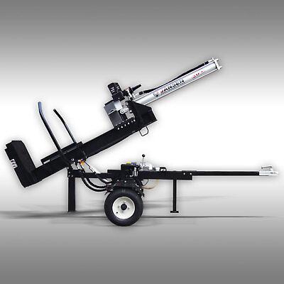 Holzspalter Jansen HS-20H110E Elektro, 20 t, 110 cm Spaltmaß, hydr. Aufrichtung
