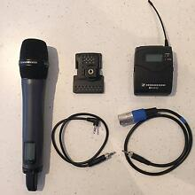 Sennheiser EW 135-p G3-B Wireless Handheld Microphone system Rouse Hill The Hills District Preview