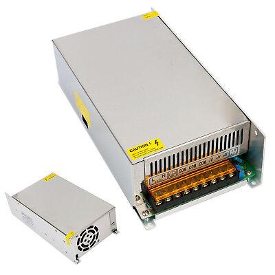 Ac 110220v To Dc 12v 50a 600w Voltage Transformer Switch Power Supply Converter
