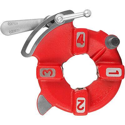 811a Universal Quick Open Dies Head Pipe Capacity 18-2 Fit Ridgid Threader