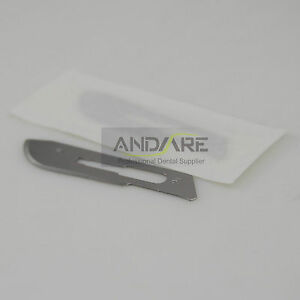 New-SCALPEL-BLADES-21-Hot-On-Sale-SURGICAL-DENTAL-MEDICAL-100-PCS