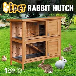 Rabbit Hutch Chicken Coop Guinea Pig Ferret Cage Hen House New Perth Perth City Area Preview
