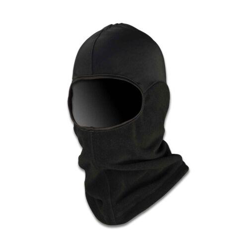 Ergodyne N-Ferno 6822 Thermal Fleece Balaclava with Spandex Top, Black
