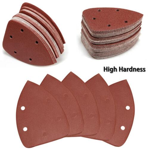 40-240Grit Mouse Sanding Sheets Pads For Black /& Decker Sander Models Useful