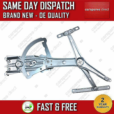 ALL OPEL ASTRA H 2007ON FRONT LEFT SIDE WINDOW REGULATOR WITHOUT MOTOR 93178695