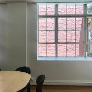 Affordable King street studio / office space