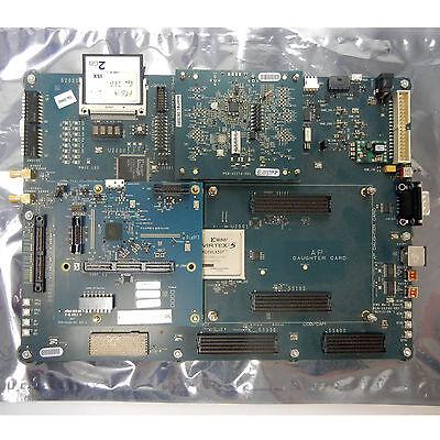 Xilinx Virtex 5 Fpga Development 1 Plug-in Add-on Modules Cf Card Kit 8