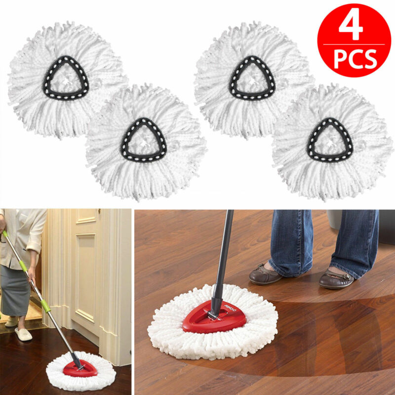 Replacement Heads Easy Cleaning Mopping Wring Refill Mop For O Cedar