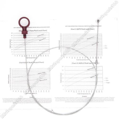 Automatic Transmission Fluid level Dipstick Tool 917-327