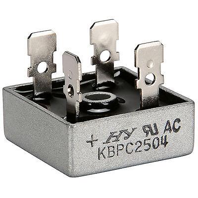 1st Einphasen Bruckengleichrichter; Urmax:600V; If:10A; I... KBPC1006FP-DIO