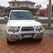2001 Mitsubishi Pajero Wagon Glenroy Moreland Area Preview
