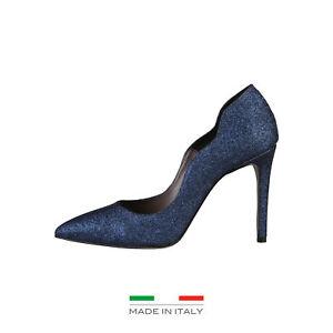 Zapatos In 73846 Bdx Tacones Mujer 39 Azul Ebay Italia Made SYEPwdnUqY