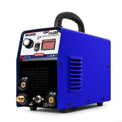 Tigmma Welding Machine Its200 Stainless Carbon Steel All Accessories 110220v