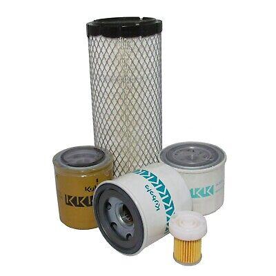 Kubota L3200 L3800 Hst Filter Maintenance Kit Free Shipping