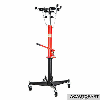 0.5T 1100lb Manual Transmission Jack Hydraulic Lift Pedestal 51'' to 71'' Height ()