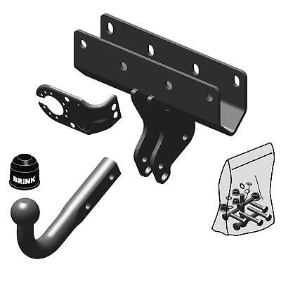 JEEP GRAND CHEROKEE 2005-2011 WK WH Swan Neck Tow Bar with Electric Kit 13Pin