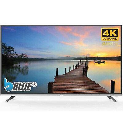 "SMART TV 43"" POLLICI LED BLUE 43BU800 ULTRA HD 4K INTERNET TV WI-FI NETFLIX"