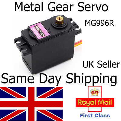 MG996R Servo Metal Gear Torque Digital For Truck Car helicopter plane boat RC UK
