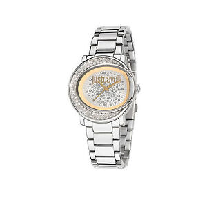 WOMEN'S JUST CAVALLI WATCH LAC R7253186502 - 60% OFF RRP £150