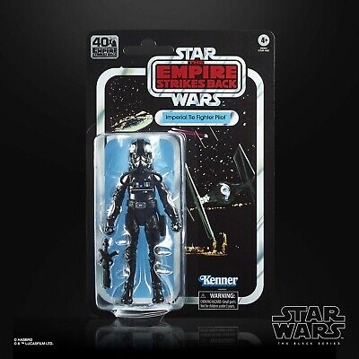Star Wars Black Series 40th Anniversary Wave 2: TIE Fighter Pilot (Ep. 5 The Emp