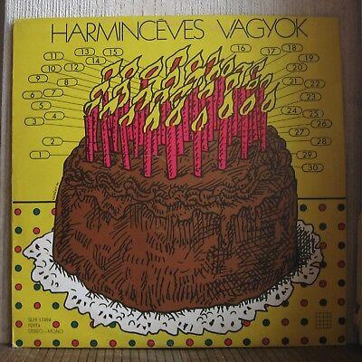 Presser G Bor   Adamis Anna    Harminc Ves Vagyok   Cult Hungarian  Prog Rock