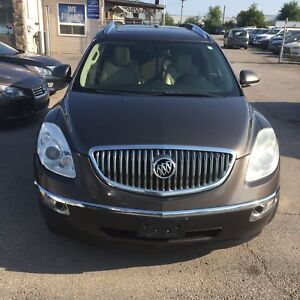 2009 Buick Enclave CX|AWD|Leather|Panaromic Roof|Back up sensor