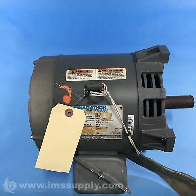 Marathon Electric 6439191125 Electric Motor 1145 Rpm 2 Hp Usip