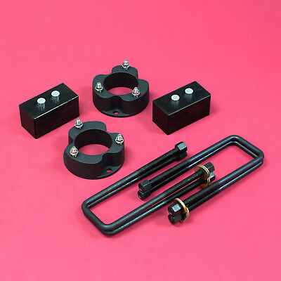 "Black Leveling Lift Kit Front 3"" Rear 2.5"" F-150 Mark LT 4WD FX4 2004-2008"