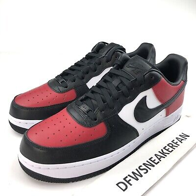 Nike Air Force 1 x Nike By You Black Toes Men's 11 Sneakers CT3761-991 New