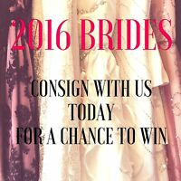 We Want Your Wedding Gown