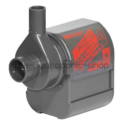 IWS Maxijet Tank Pump Long Lead For IWS System Brain Hydroponics